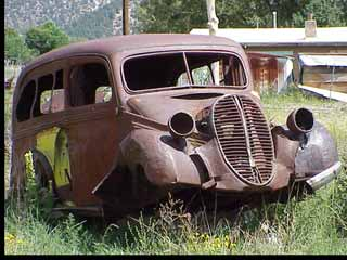 Hot Rods 1939 Ford School Bus The H A M B